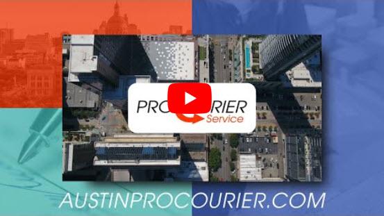 Austin ProCourier Video